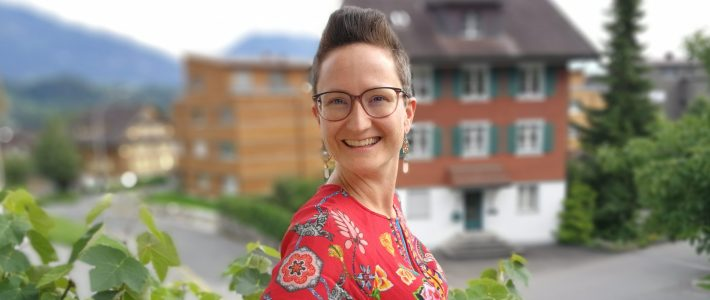 Claudia Kollros ist Medium und Impulsgeberin