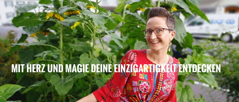 Claudia Kollros – Leichtigkeit – Freude – Magie